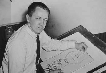 Viúva do cartunista Charles M. Schulz ainda morava no local