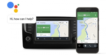 Android Auto fica mais completo com chegada do inteligente Google Assistant